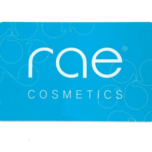 Rae Cosmetics - Giftcards